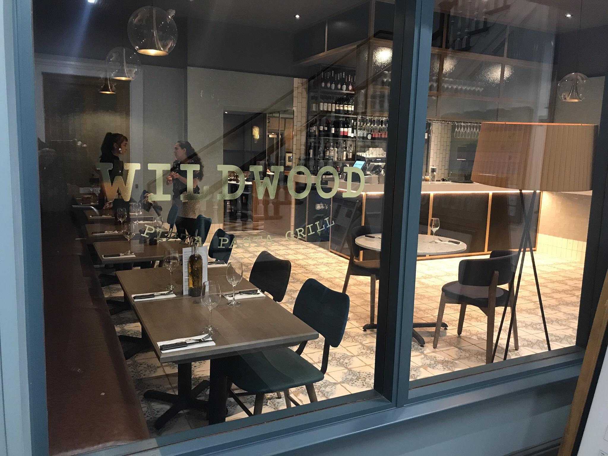 Wildwood Restaurant Skipton