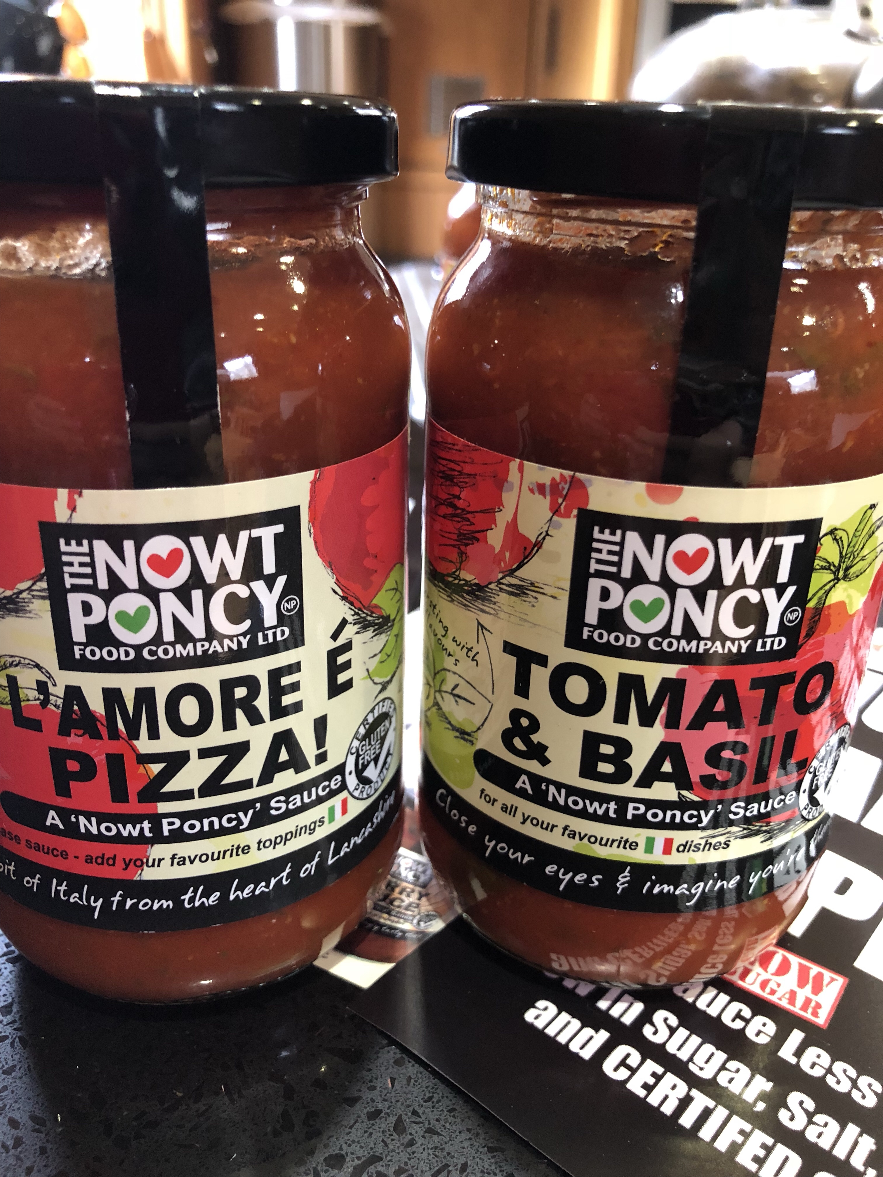 Nowt_poncy_sauces